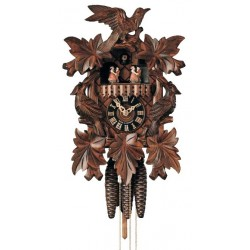 Authentic Cuckoo Clock - Dolfi Unique Christmas Gifts - Made in Italy