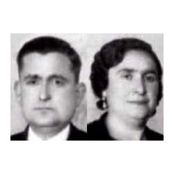 Diener Gottes Gabino Diaz-Toledo und Maria Paz Martin-Macho