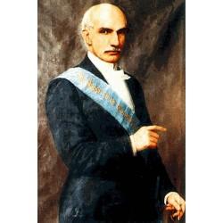"""Gabriel Garcia Moreno of Ecuador Political """""""