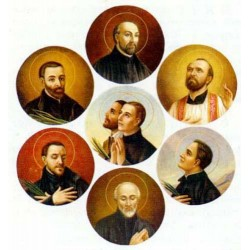 "San Gabriel Lalemant ""Jesuit, Märtyrer in Kanada"""