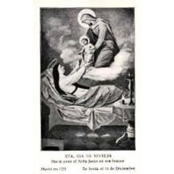 "Sant 'Ida (Ita) ""Monk in Nivelles"""