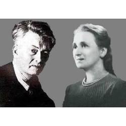 "Jacques Maritain e Raissa Oumancoff""Sposi"""
