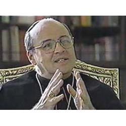 """Kardinal Jaime Lucas Ortega y Alamino """"Kardinal Wähler"""""""