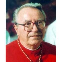 """Cardinal Jan Chryzostom Korec """"Cardinal octogenarian"""""""