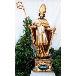 """St. Kilian (Chile), """"Bischof und Märtyrer"""""""