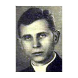 "Selig Ladislaus (Wladyslaw) Maczkowski ""Priester und Märtyre"