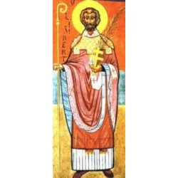 """St. Lambert of Maastricht """"Bishop and Martyr"""""""