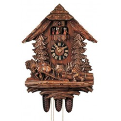 Animated Cuckoo Clock - Dolfi New Home Gifts - Made in Italy