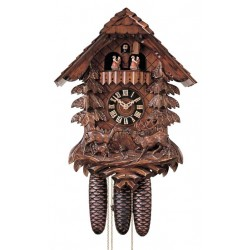 Old German Cuckoo Clock - Dolfi 60Th Birthday Gift Ideas - Made in Italy