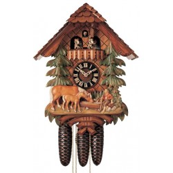 the Cuckoo Clocks - Dolfi Surprise Gift - Made in Italy