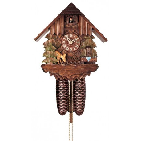 Old Fashioned Cuckoo Clock - Dolfi Marriage Gifts - Made in Italy