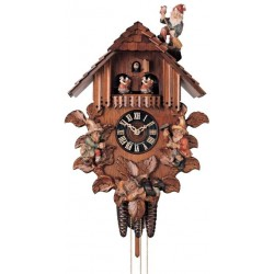 Genuine Cuckoo Clock - Dolfi Unique Gift Ideas - Made in Italy