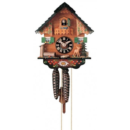 Certified Black Forest Cuckoo Clocks - Dolfi best Gift for Wife - Made in Italy