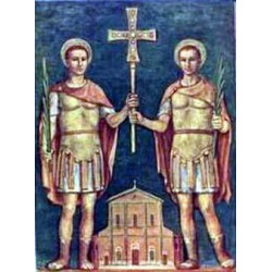 """Nabore Saints Felice and """"Martyrs"""""""