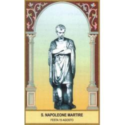 "San Napoleon ""Martyr"""