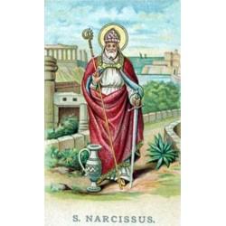 """St. Narcissus of Jerusalem, """"Bishop"""""""