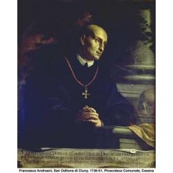 "Sant 'Odilon von Cluny ""Abate"""
