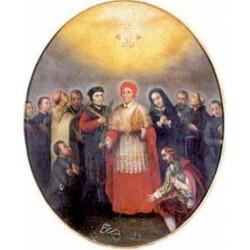 """Heiligen Vierzig Märtyrer von England und Wales """""""