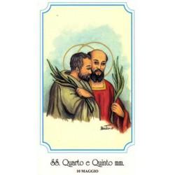 """Santi Quarto e Quinto""""Martiri"""""""