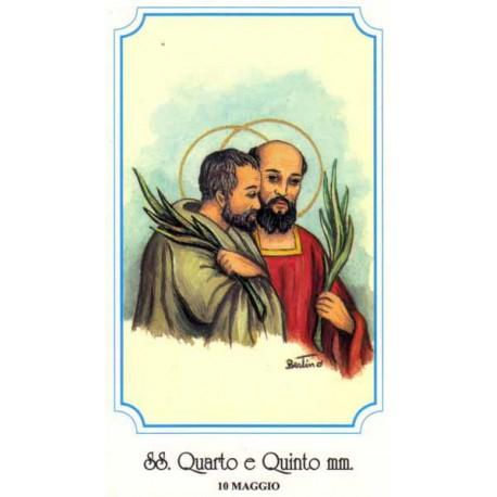 Santi quarto e quinto martiri dolfiland for Quarto quinto