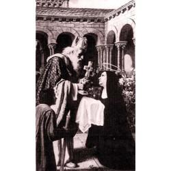 """St. Radegund """"Königin von Frankreich"""""""