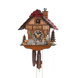 Animal Cuckoo Clock
