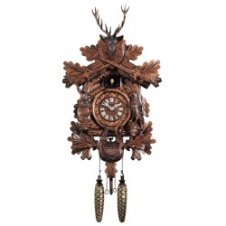 Custom Cuckoo Clock wood carving