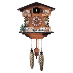 Tabletop Cuckoo Clock