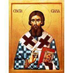 """San Saba """"Erzbischof von Serbien"""""""