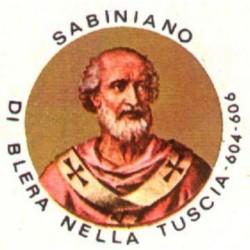 """Sabiniano""""Papa"""""""