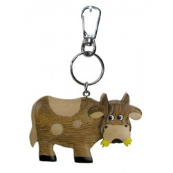 Cow | Dolfi keychain engraving wood
