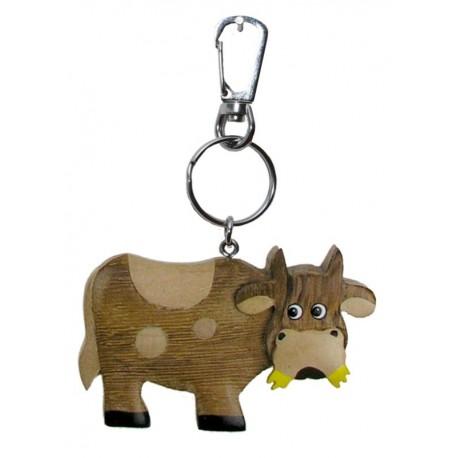 Schlüsselanhänger - Kuh
