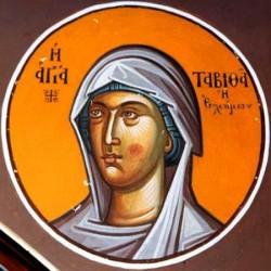 """Santa Tabitha of Joppa """"Widow"""""""