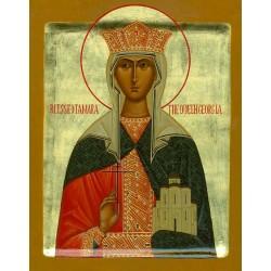 """Santa Tamara""""Regina della Georgia"""""""