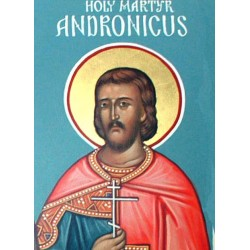 """Saints commoner Taranco, Probus and Andronicus """"Martyrs"""""""