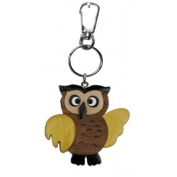 Keychain - The Owl