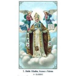 """Sant 'Ubaldo von Gubbio """"Bischof"""""""
