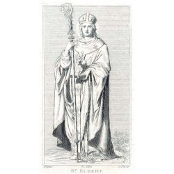 "Sant 'Uberto of Tongeren-Maastricht ""Bishop"""