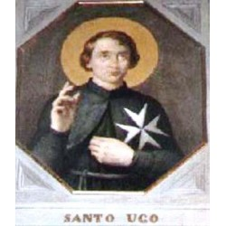 "Sant 'Hugo von Genua ""Bekenner"""