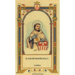 Blessed Hugh de Mataplana Knight Mercedarian ""