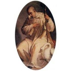 """Sant 'Hugo von Lincoln """"Monaco und der Bischof"""""""