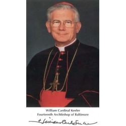 """Cardinal William Henry Keeler """"cardinal electors"""""""