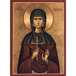 """Santa Xenia (Eusebia di Milasa)""""Vergine"""""""