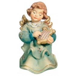 Angel with Horn wood - painted