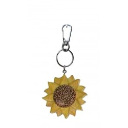 Keychain Sunflower