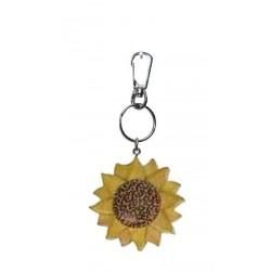 Schlüsselanhänger Sonnenblume