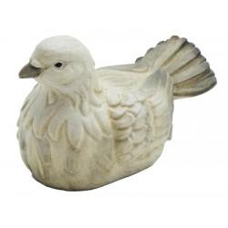 L'uccello della pace scolpito in legno di acero