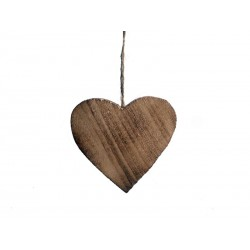 Wooden Heart Home Decoration