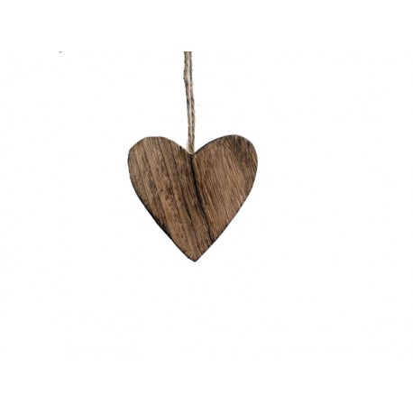 Wooden Heart for Home Decoration