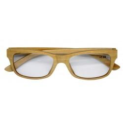 Occhiali da vista in legno +2 Diottria Sophia